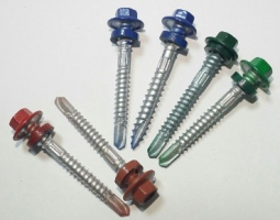 Head Painting Self Drilling Screw Series