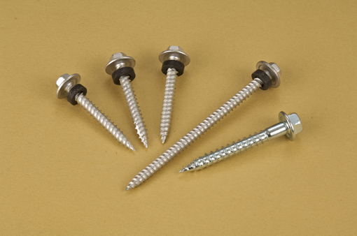 Self Tapping Screws - Hex Flange Washer Head, IFHW