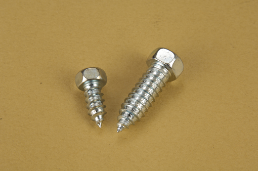 Self Tapping Screw - Hex Head, Ind. Hex Head, IH