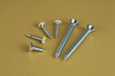 Self Tapping Screws - Flat Head